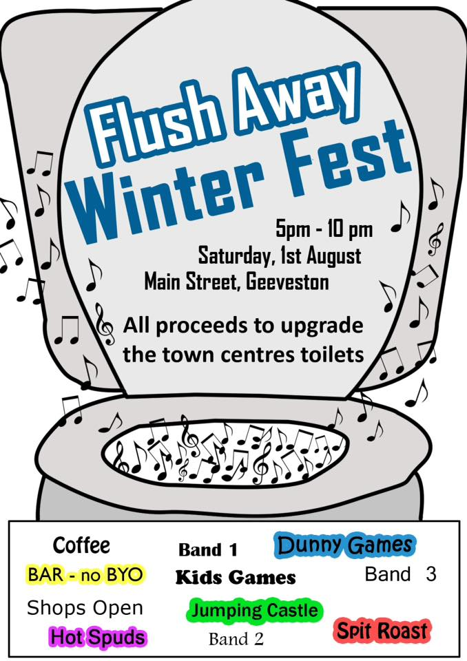 Poster for Flush Away Winter