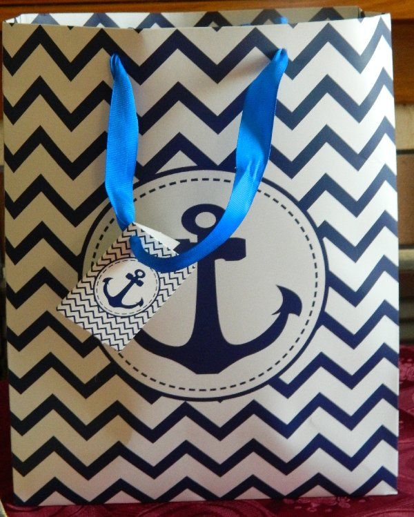 Nautical themed Surprise