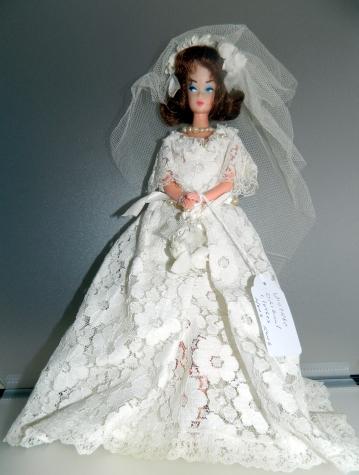 Vintage Barbie clone