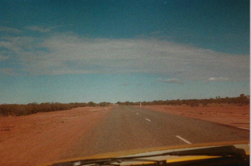 Stuart Highway NT