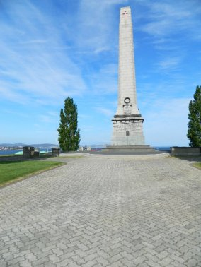 The Hobart Cenotaph