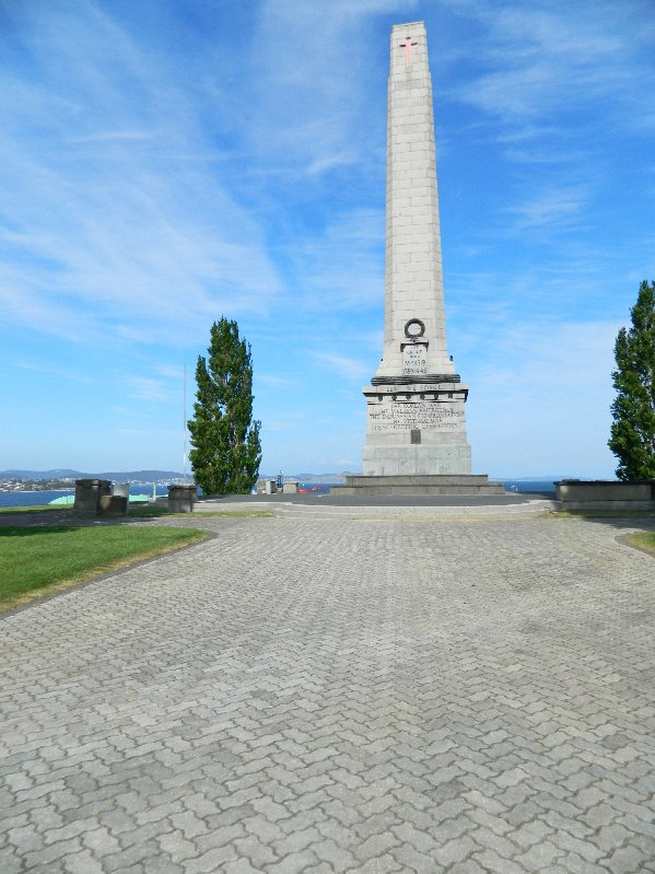 The Hobart Cenotaph