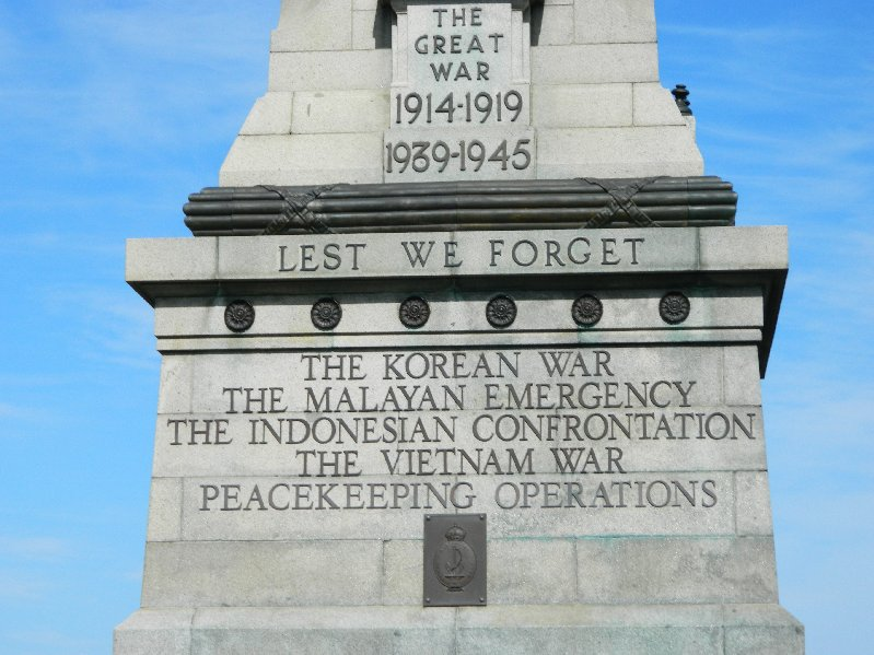 Snapshot Sunday – Cenotaph-Hobart