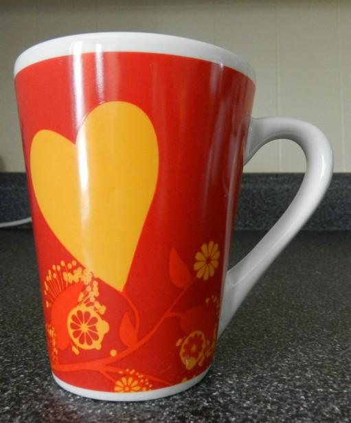 When did coffee mugs get so big?