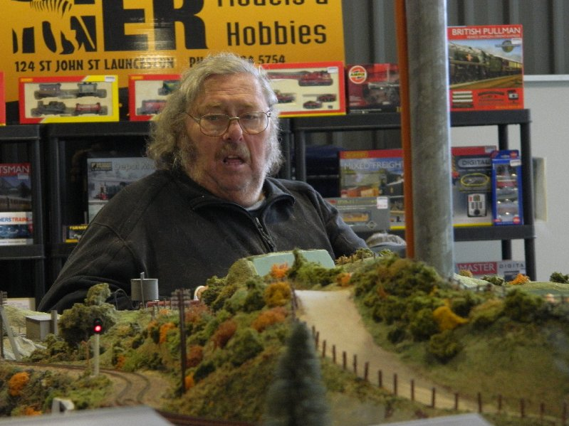 Hobart Model Railway Show 2014