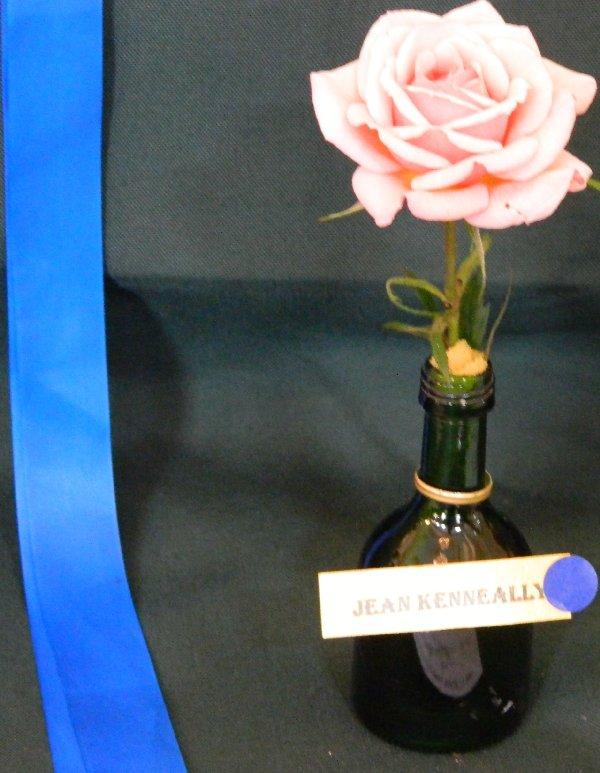 Rose exhibit, Hobart Flower Show