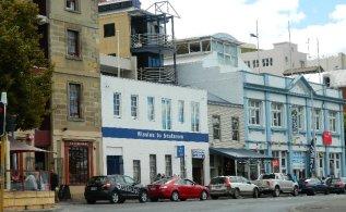 Morrison St Hobart.