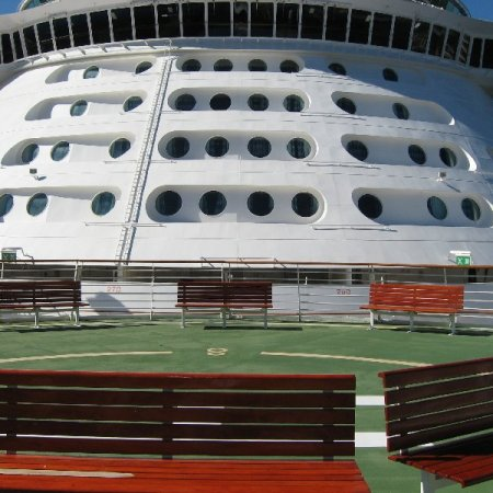 Explorer of the Seas Deck 5 forward