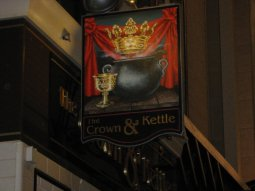 Crown and Kettle