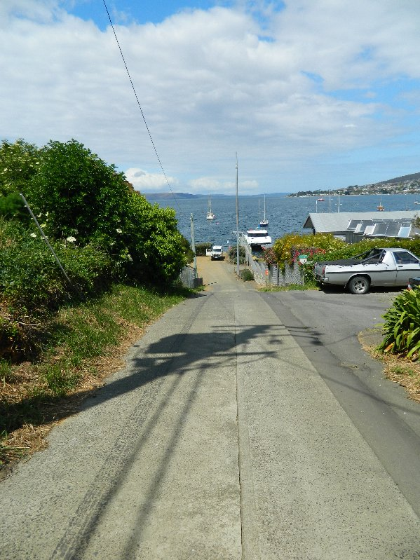 Lane, Battery Point