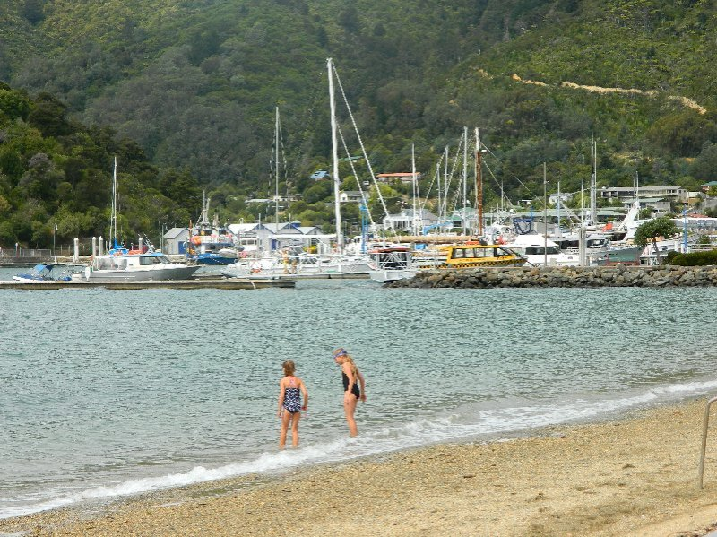 Shelley Beach at Picton