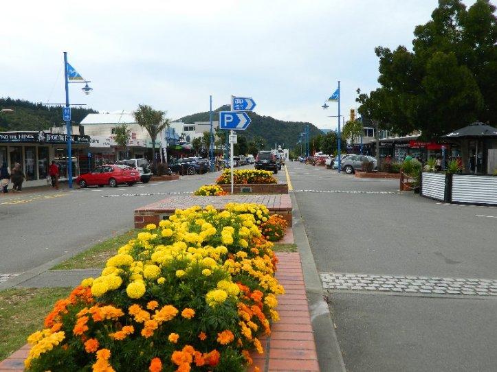 Picton's main street.