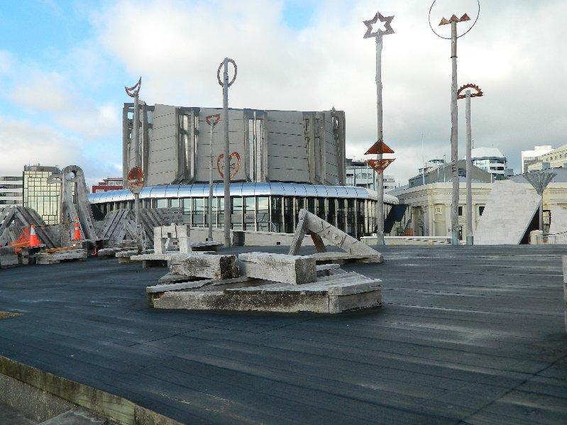 City to Sea Bridge Wellington