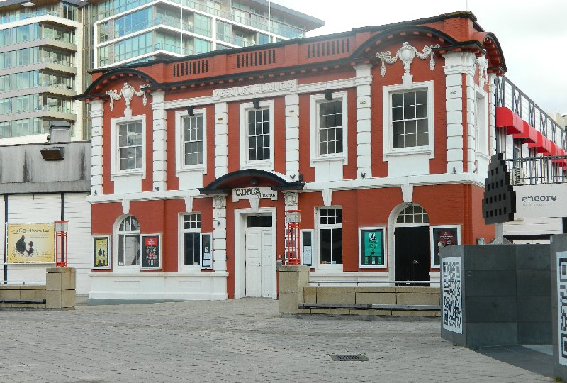 Circa Theatre Wellington