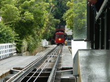 Cable car Wellington NZ