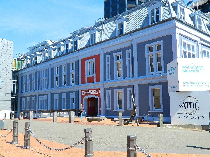 The Wellington Museum