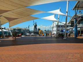 Queen's Wharf, Wellington
