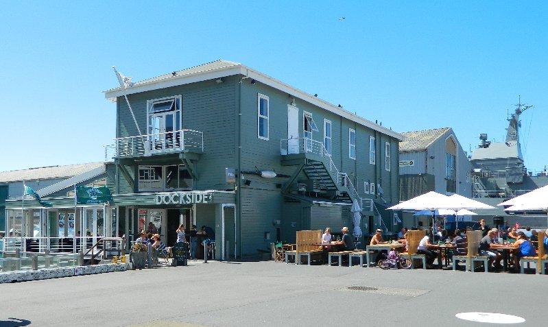 Queen's Wharf.
