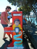 Here is the other Street Piano.