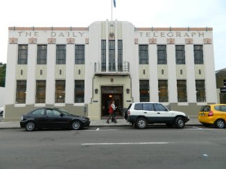 Napier Daily Telegraph building
