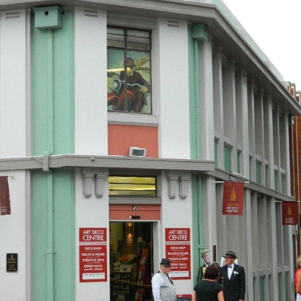 The Art Deco Shop