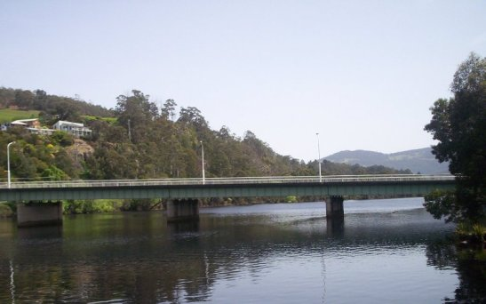 Huon Bridge