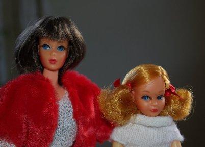My Living Barbie and Skipper