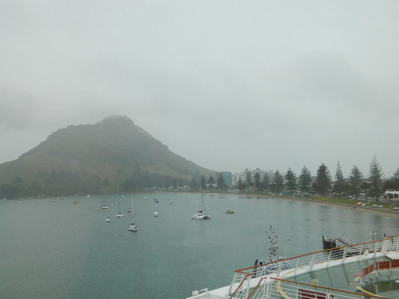 A Rainy Tuesday in Tauranga