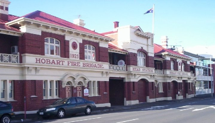 Hobart Fire Station