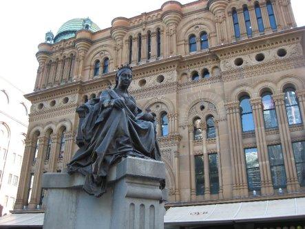 Queen Victoria Building- Sydney