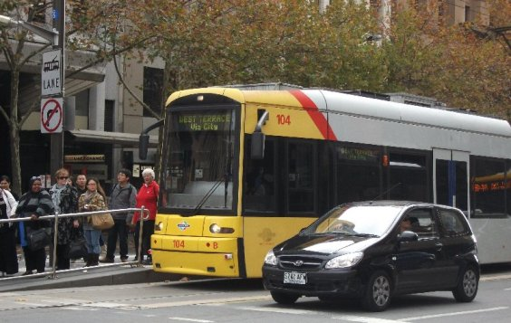 Public Transport, Adelaide