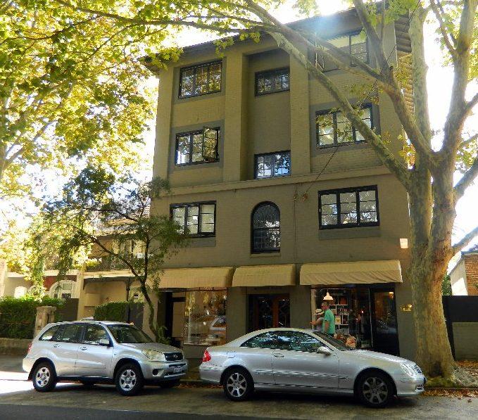Number 96- Moncur St , Woolhara, Sydney