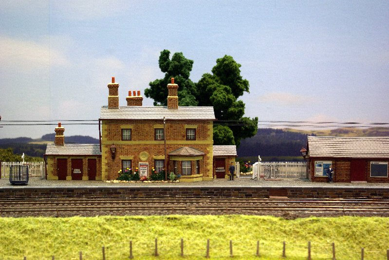 The Hobart Model Train Show 2016