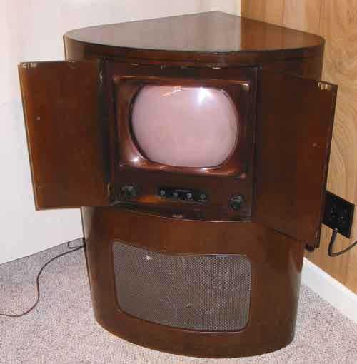 Ambassador television set