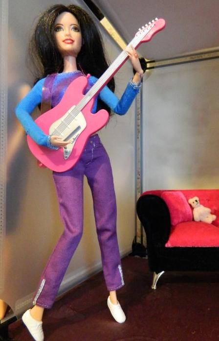 Marissa - Purple Lollipop Closet