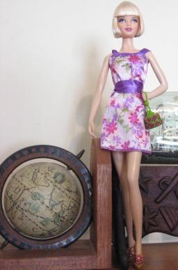 Becky - Fuchsia and Mauve closet