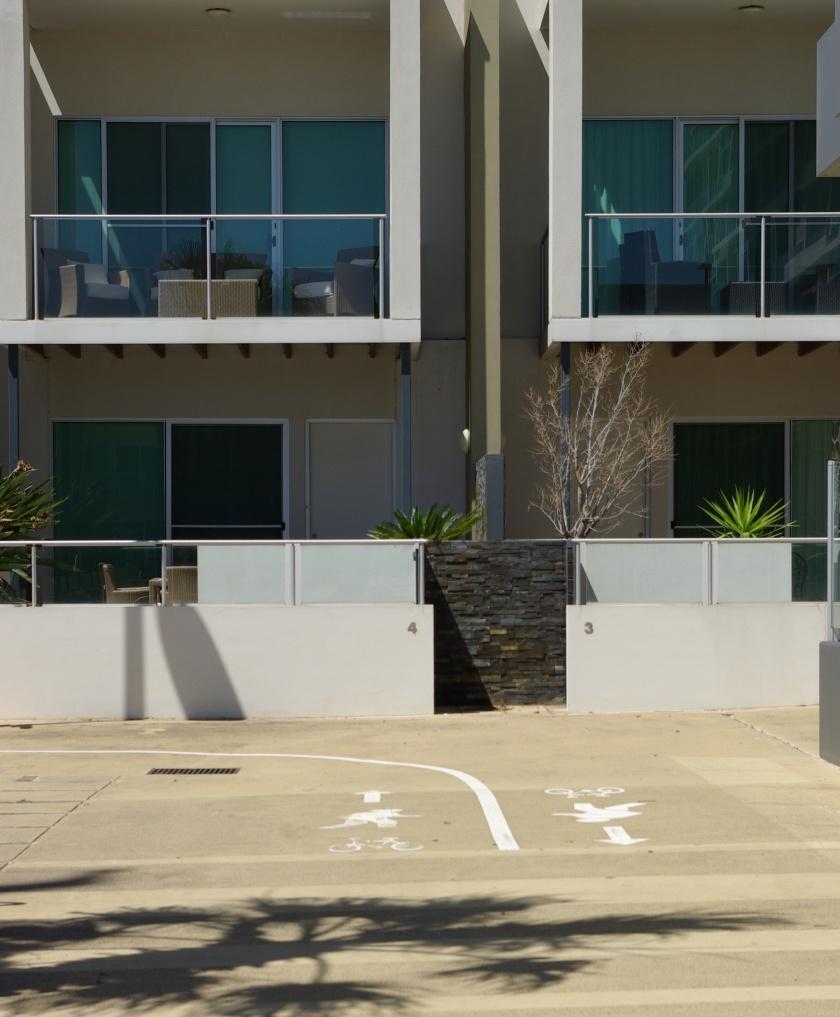 Modern apartments near Port Adelaide. South Australia