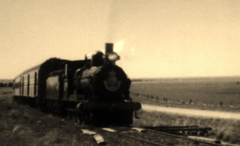 RX Class no. 207 on trip to Redhill , South Australia