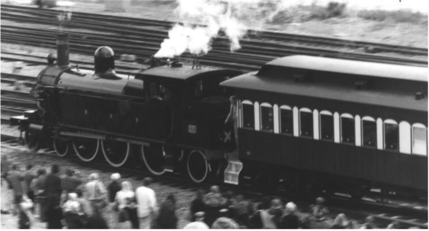 SAR F Class locomotive