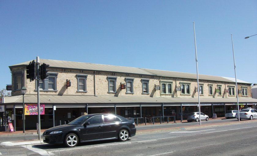 Commercial Road, Port Adelaide