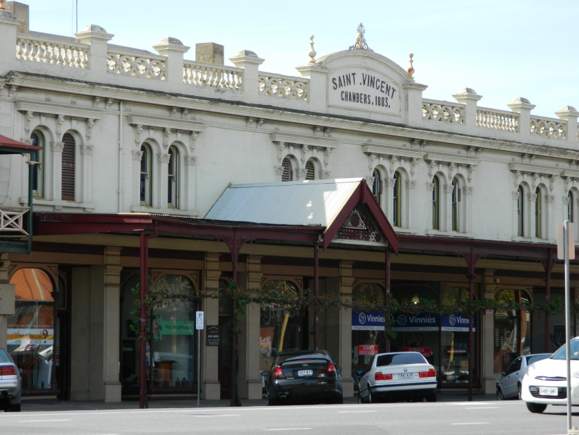 St Vincents Chambers, Port Adelaide