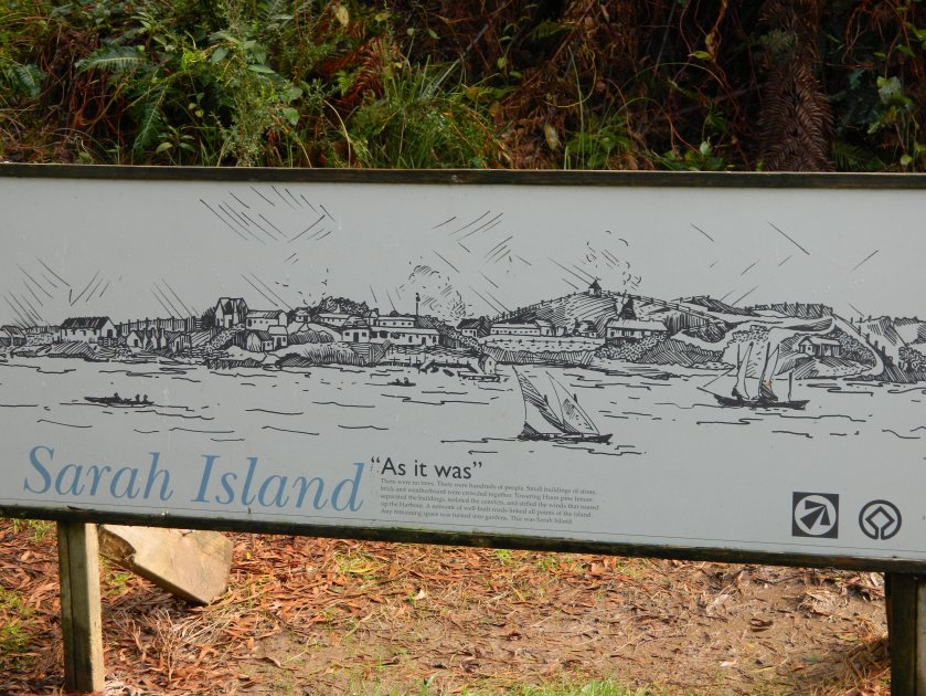 Sarah Island Penal Colony