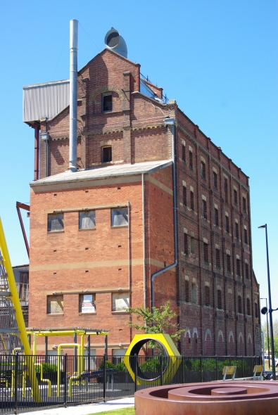 The Hart's Mill Redevelopment.