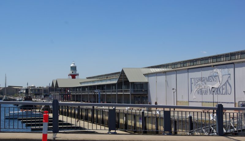 converted wharf shed Port Adelaide