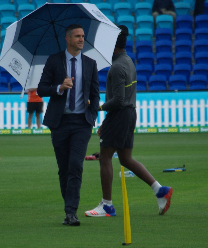 Kevin Pietersen.