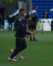 JP Duminy -South African batting all-rounder.