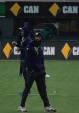 Hashim Amla - South African batsman.