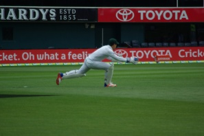 Quinton de Kock, South African Wicketkeeper.