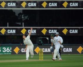 Australian fast bowler Mitchel Starc.