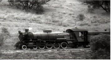 Pichi Richi Railway - Quorn SA